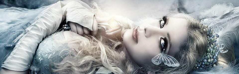 Foto de Priscilla disfrazada de angel