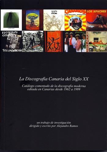 Portada del libro Discografía siglo XX