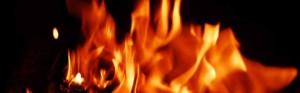 Foto del fuego