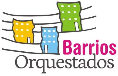 Logotipo de Barrios Orquestados