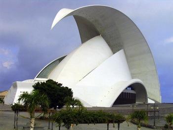 Foto del Auditorio de Tenerife