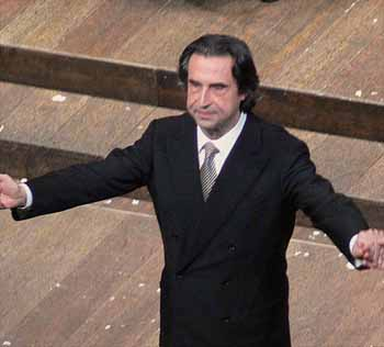 Foto de Riccardo Muti en wikipedia