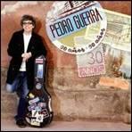 Portada del nuevo disco de Pedro Guerra