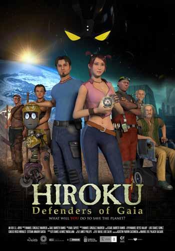 Cartel de la película Hiroku