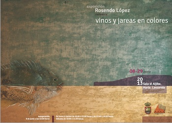 Rosendo López - Lanzarote