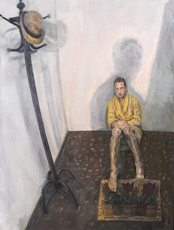 'Habitación sin ventanas', de Daniel Jordán, primer premio Pintura XIV Premio Arte Isora