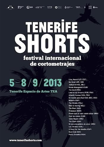 Tenerife Shorts 2013