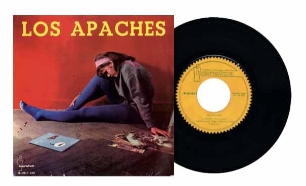 los_apaches_single