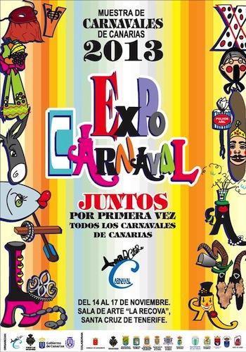 Cartel Expo Carnaval