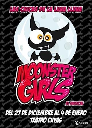 Cartel MoonsterGirls