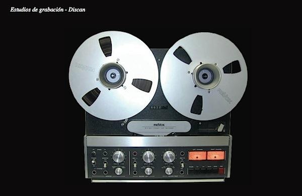 Estudio de grabación Discán