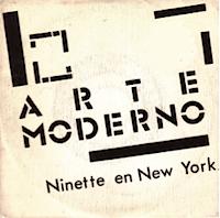 Arte Moderno_Ninette en NY
