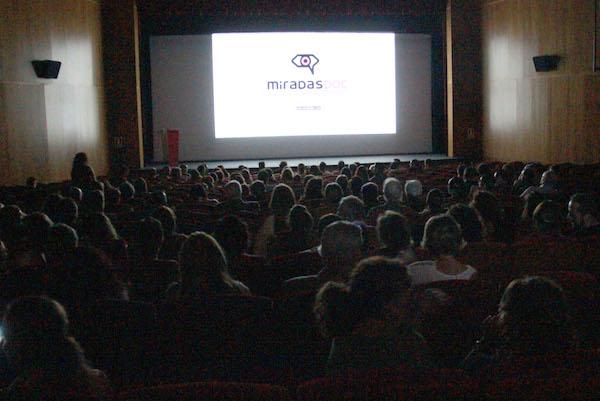 Comienzan las proyecciones en MiradasDoc 2013