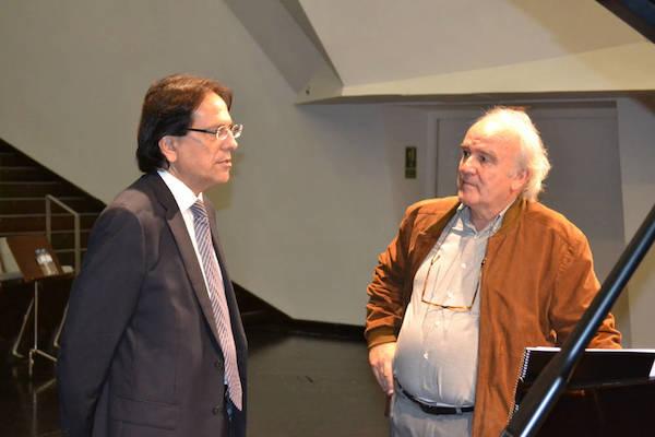 Cristóbal de la Rosa y Guillermo González