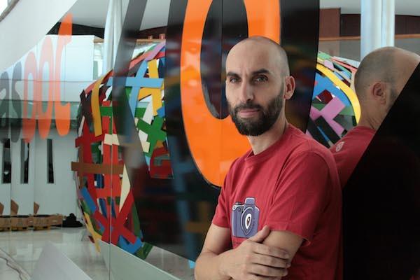 David Baute, director de MiradasDoc Market