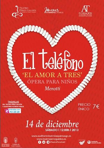 EL TELÉFONO - EL AMOR A TRES