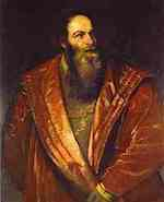 Pietro Aretino_Tiziano