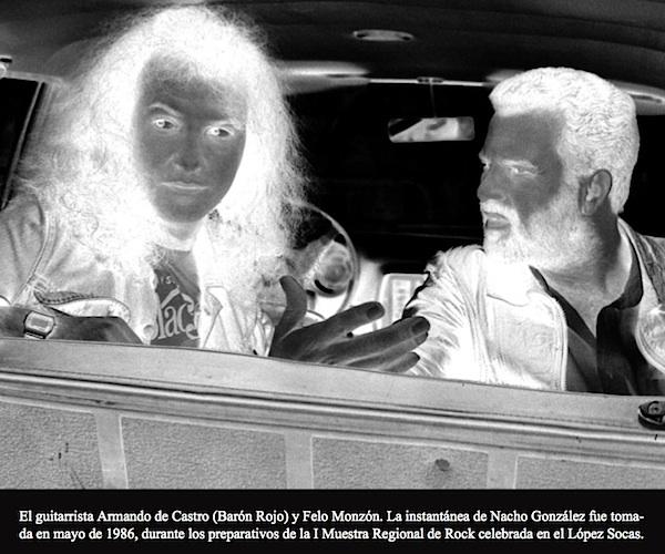 Armando de Castro y Felo Monzón