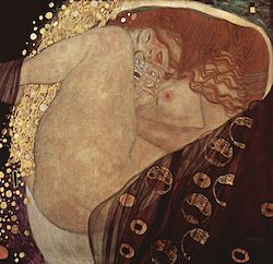 Danae_Gustav Klimt