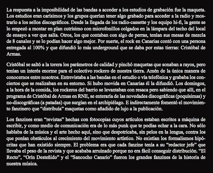 Maquetas y Fanzines_1988