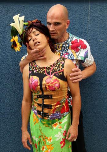 Esther Martinez y Jesus Caramés