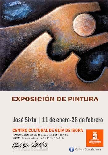 Exposición de José Sixto