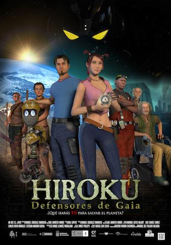Hiroku. Defensores de Gaia