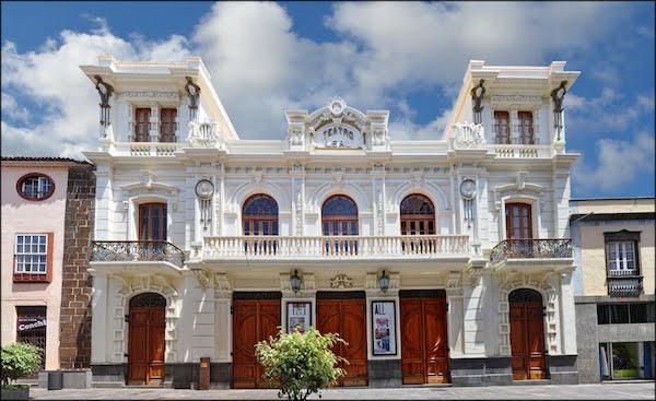 Presentación de la Orquesta Sinfonietta de Canarias como formación residente del Teatro Leal