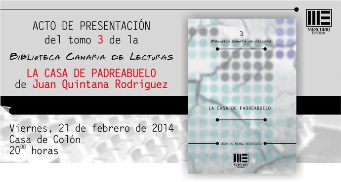 Invitación presentación