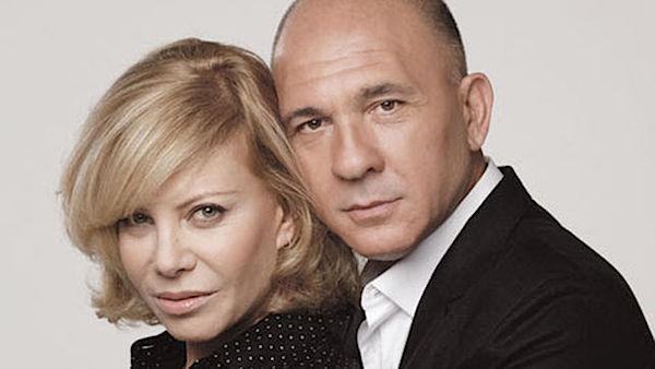 Cecilia Roth y Darío Grandinetti