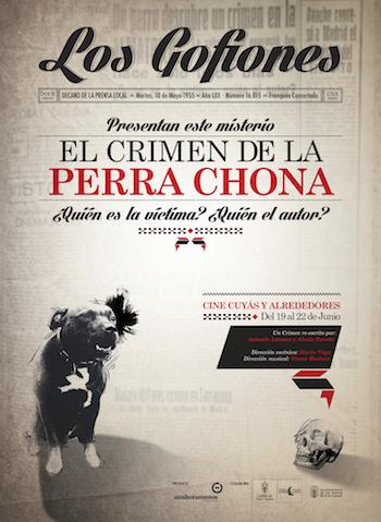 El crimen de la perra Chona