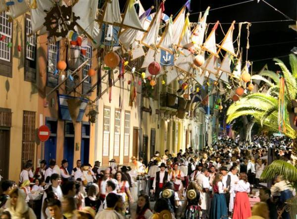 Fiestas de Mayo Santa Cruz de Tenerife