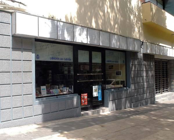 Librería del Cabildo de Tenerife