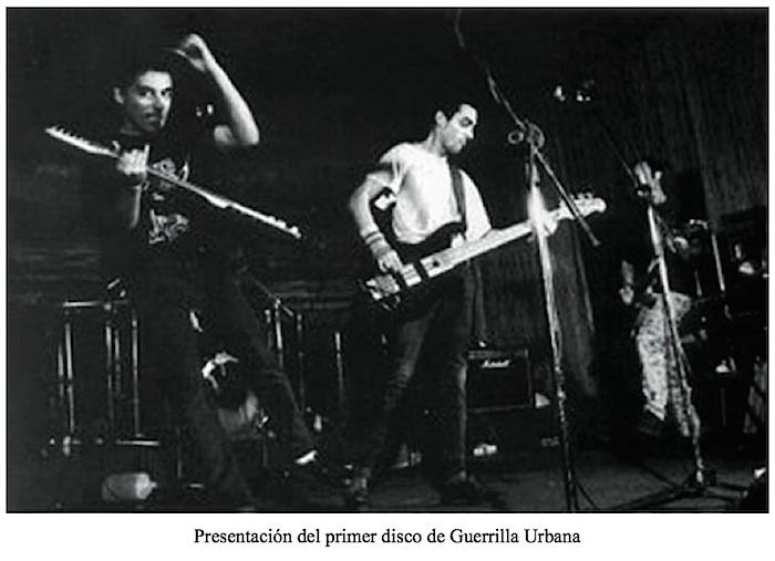 Presentación Guerrilla Urbana