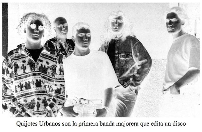 Quijotes Urbanos