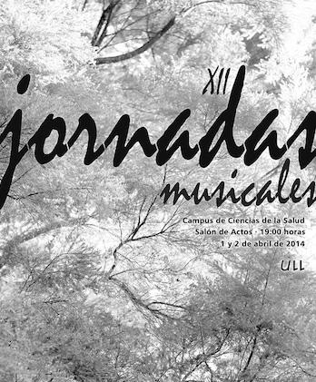 XII Jornadas Musicales