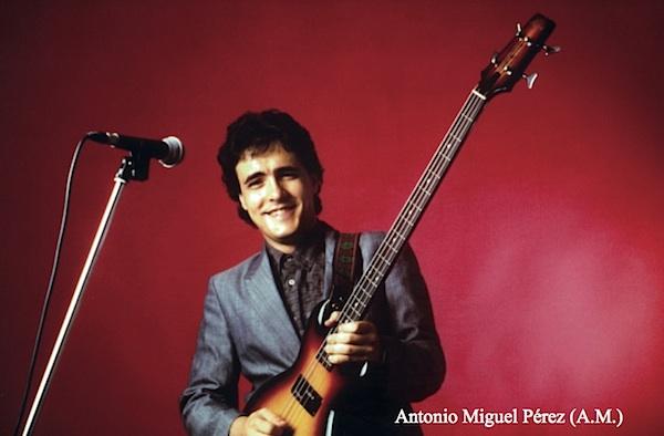 Antonio Miguel Perez AM