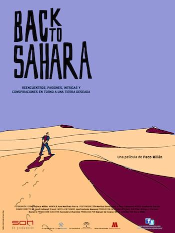 CARTEL BACK TO SAHARA