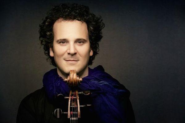 El violonchelista Damian Martinez
