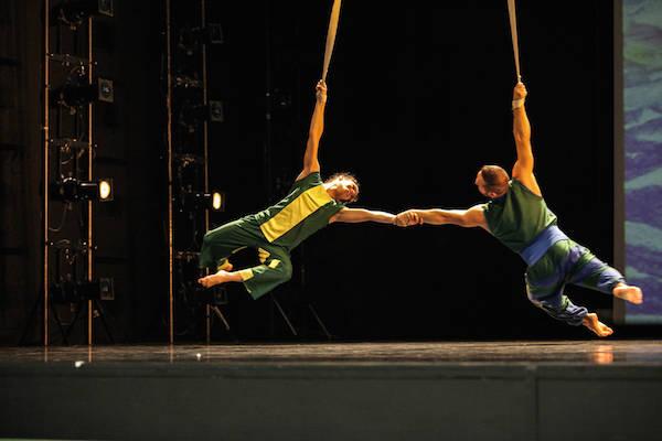 Tenerife Danza Lab ofrecerá funciones en Lanzarote