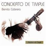 Benito Cabrera_Concierto timple