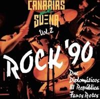Canarias me suena rock 90