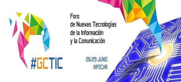 Primera edición del foro Gran Canaria TIC (#GCTIC)