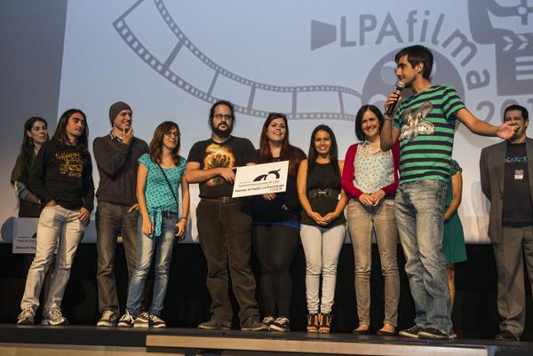 """El corto """"Dziadziu"""", de Airam Martín, logra el premio del certamen LPA Filma"""