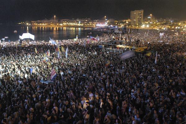 Regresa el gran festival en la playa de Tenerife bajo el nombre de TSM