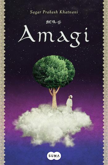 Llega a las librerías la novela 'Amagi'