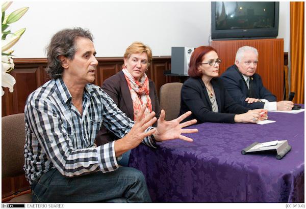 La ULL celebra un ciclo homenaje a Leopoldo Panero