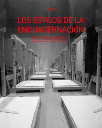 El Museo de Historia y Antropología imparte un curso de encuadernación