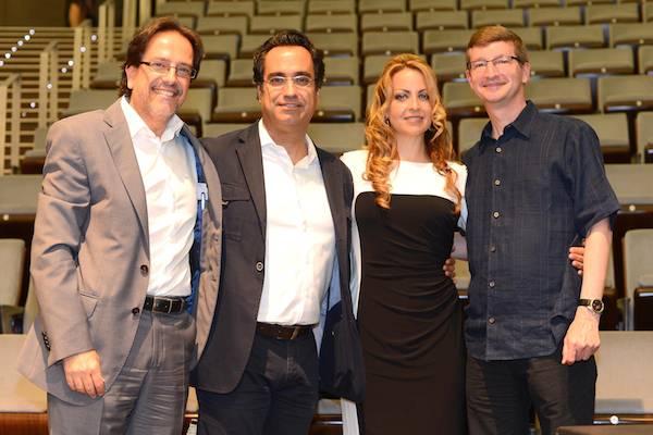 El Auditorio de Tenerife acoge el primer concierto sinfónico de FIMUCITÉ