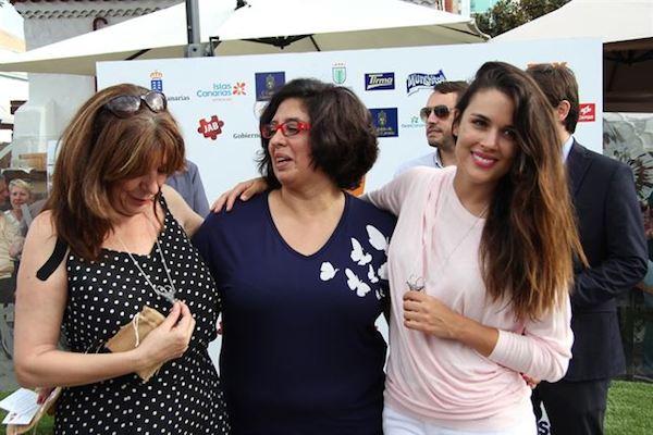 Adriana Ugarte recomienda Canarias como plató de cine